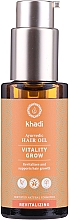 Fragrances, Perfumes, Cosmetics Repairing Hair Oil - Khadi Ayurvedic Vitality Grow Hair Oil