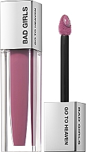 Fragrances, Perfumes, Cosmetics Liquid Matte Lipstick - Bad Girls Go To Heaven Long Lasting Matte Liquid Lipstick