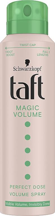 Fix Spray - Taft Magic Volume