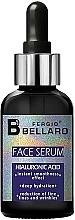 Fragrances, Perfumes, Cosmetics Hyaluronic Acid Face Serum - Fergio Bellaro Face Serum Hyaluronic Acid