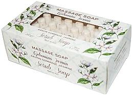 Fragrances, Perfumes, Cosmetics Jasmine Massage Scrub Soap - Gori 1919 Massage Scrub Soap Jasmin
