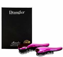 Fragrances, Perfumes, Cosmetics Hair Brush Set - KayPro Dtangler Miraculous Pink (2xbrush)