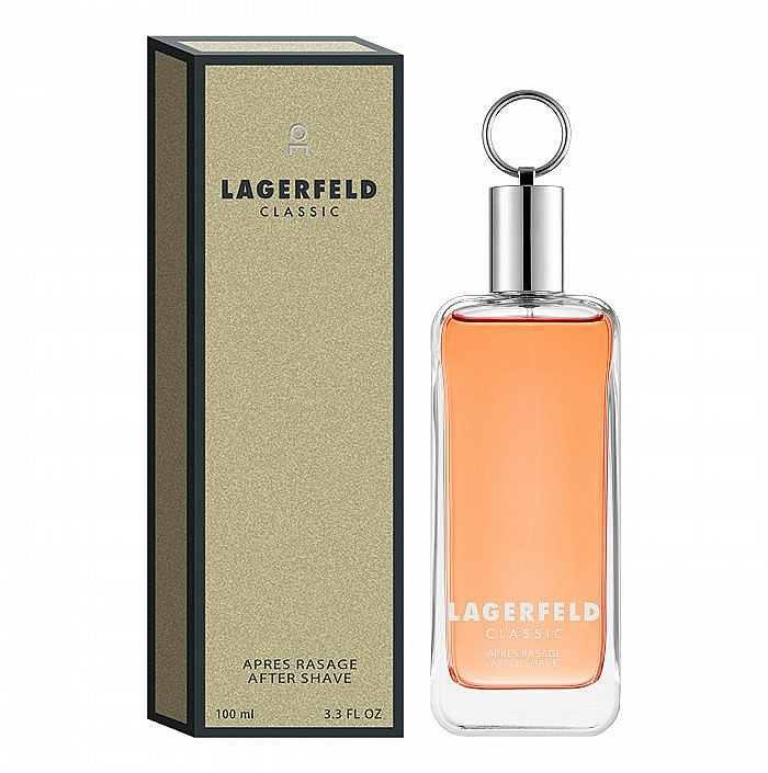 Karl Lagerfeld Lagerfeld Classic - After Shave Lotion — photo N1