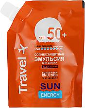 Fragrances, Perfumes, Cosmetics Waterproof Sunscreen Emulsion SPF 50+ - Sun Energy Waterproof Sunscreen Emulsion SPF 50+ (doypack)