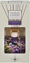 "Fragrances, Perfumes, Cosmetics Reed Diffuser ""Midnight Jasmine"" - Yankee Candle Midnight Jasmine"