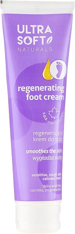 Regenerating Foot Cream - Ultra Soft Naturals Regenerating Foot Cream Smoothes