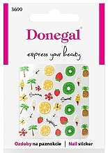 Fragrances, Perfumes, Cosmetics Nail Stickers, 3699 - Donegal