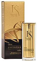 Fragrances, Perfumes, Cosmetics Rejuvenating Eye Contour Serum - Fytofontana Stem Cells EyeContour Serum
