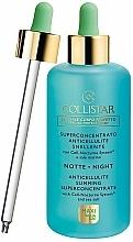 Fragrances, Perfumes, Cosmetics Night Anticellulite Serum - Collistar Night Anticellulite Slimming Superconcentrate