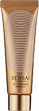 Fragrances, Perfumes, Cosmetics Facial Self Tanning - Kanebo Sensai Silky Bronze Self Tanning For Face