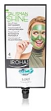 Fragrances, Perfumes, Cosmetics Purifying Peel-Off Mask - Iroha Nature Talisman Shine Love