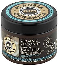 Fragrances, Perfumes, Cosmetics Moisturising Body Scrub - Planeta Organica Organic Coconut Natural Body Scrub