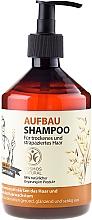 Fragrances, Perfumes, Cosmetics Repair Hair Shampoo - Reczepty Babushki Gertrudy