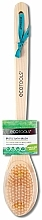 Fragrances, Perfumes, Cosmetics Dry Massage Brush - EcoTools Bamboo Bristle Body Brush