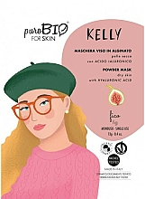 "Fragrances, Perfumes, Cosmetics Alginate Mask ""Fig"" - PuroBio Cosmetics Kelly Powder Mask Dry Skin"