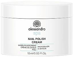 Fragrances, Perfumes, Cosmetics Nail Cream - Alessandro International Spa Nail Polish Cream