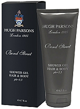 Fragrances, Perfumes, Cosmetics Hugh Parsons Bond Street Shower Gel Hair&Body - Shower Gel