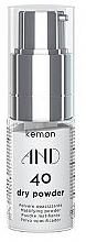 Fragrances, Perfumes, Cosmetics Hair Volumizing Powder - Kemon And Dry Powder 40
