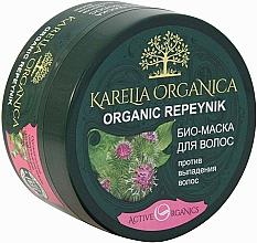 """Fragrances, Perfumes, Cosmetics Bio Hair Mask """"Organic Repeynik"""", hair loss prevention - Fratti HB Karelia Organica"""