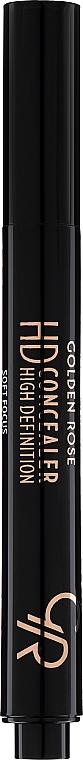 Face Concealer - Golden Rose HD Concealer High Definition