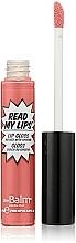 Fragrances, Perfumes, Cosmetics Lip Gloss - TheBalm Read My Lips Lip Gloss