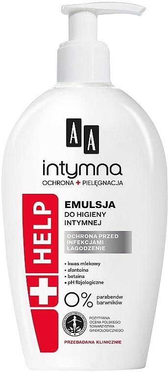 Foam for Intimate Hygiene - AA Intimate Help+