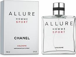 Fragrances, Perfumes, Cosmetics Chanel Allure homme Sport Cologne - Eau de Cologne