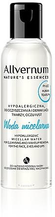 Hypoallergenic Micellar Water - Allverne Nature's Essences Micellar Water