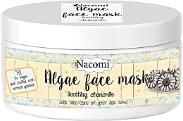 "Fragrances, Perfumes, Cosmetics Alginate Face Mask ""Chamomile"" - Nacomi Professional Face Mask"