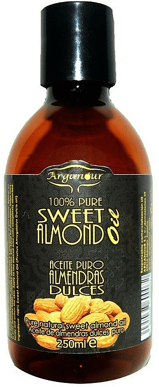 Sweet Almond Oil - Arganour 100% Pure Sweet Almond Oil