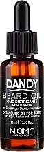 Fragrances, Perfumes, Cosmetics Beard and Moustache Oil - Niamh Hairconcept Dandy Beard Oil