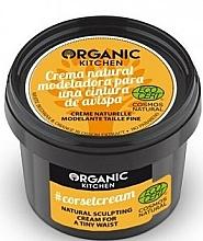 "Fragrances, Perfumes, Cosmetics Waist Modeling Body Cream ""Cream-Corset"" - Organic Shop Organic Kitchen Corsetcream"