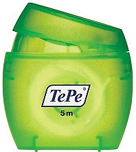 Fragrances, Perfumes, Cosmetics Dental Floss, 5m - TePe Dental Tape Waxed Mint