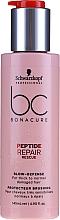 Fragrances, Perfumes, Cosmetics Hair Protective Cream - Schwarzkopf Heat Protector BC Peptide RR Blow Defense