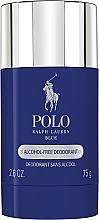 Fragrances, Perfumes, Cosmetics Ralph Lauren Polo Blue - Deodorant