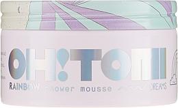 "Fragrances, Perfumes, Cosmetics Shower Mousse ""Rainbow"" - Oh!Tomi Dreams Rainbow Shower Mousse"