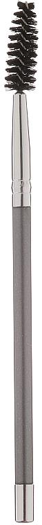 Spiral Makeup Spoolie, 35654, silver - Top Choice