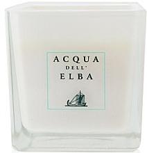 Fragrances, Perfumes, Cosmetics Scented Candle in Glass - Acqua Dell Elba Giglio Delle Sabbie Scented Candle