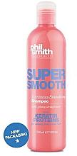 Fragrances, Perfumes, Cosmetics Smoothing Shampoo - Phil Smith Be Gorgeous Super Smooth Luminous Smoothing Shampoo