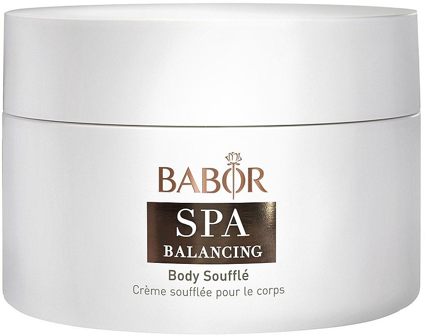 Cream Souffle Body Cream - Babor Balancing Body Souffle