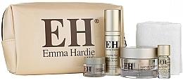 Fragrances, Perfumes, Cosmetics Set - Emma Hardie Lift & Glow Skin Essential Set (f/balm/50ml + cloth/1pcs + f/cr/15ml + serum/30ml + f/oil/5ml)