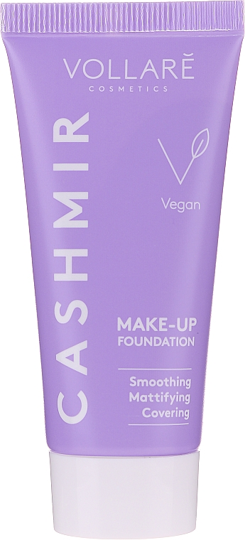 Foundation - Vollare Covering Cashmir Make-Up Foundation