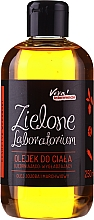 Fragrances, Perfumes, Cosmetics Firming Hair & Body Oil - Zielone Laboratorium