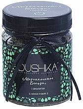 "Fragrances, Perfumes, Cosmetics Moroccan Beldi Soap ""Eucalyptus"" - Dushka"