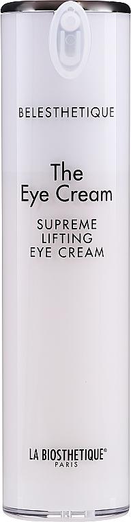 Lifting Eye Cream - La Biosthetique Belesthetique The Eye Cream — photo N2