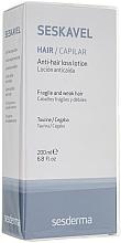 Fragrances, Perfumes, Cosmetics Anti Hair Loss Lotion - SesDerma Laboratories Seskavel Anti-Hair Loss Lotion