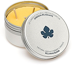 Fragrances, Perfumes, Cosmetics Scented Candle - Biofficina Toscana Vela Aromaterapia