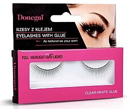 Fragrances, Perfumes, Cosmetics False Lashes, 4455 - Donegal Full Highlight Eye Lashes