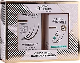 Fragrances, Perfumes, Cosmetics Set - Long4Lashes (ser/lash/3ml + ser/nail/10ml)