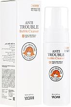 Fragrances, Perfumes, Cosmetics Cleansing Face Foam - Yadah Anti-Trouble Bubble Cleanser
